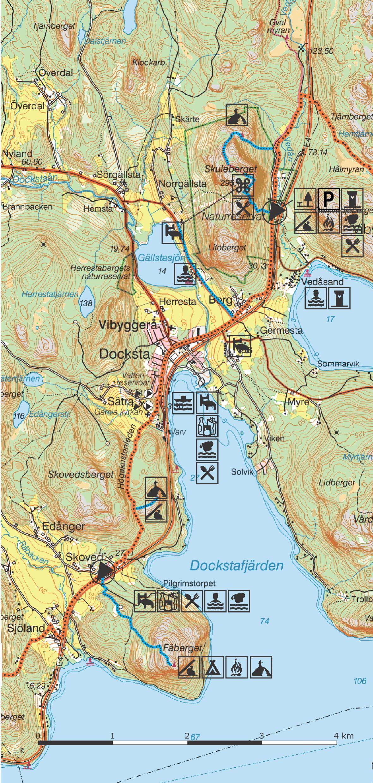 skuleberget karta Section 7 | Höga Kusten skuleberget karta