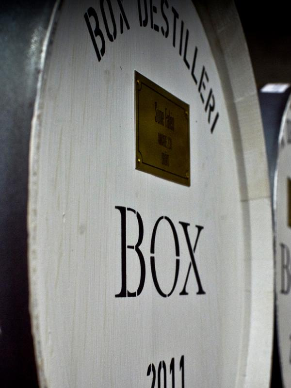 Box Destilleri High Coast Distillery Höga Kusten Kramfors