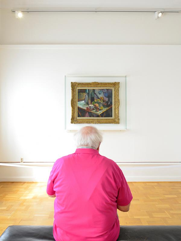 Look at Matisse at Härnösand's Art Hall